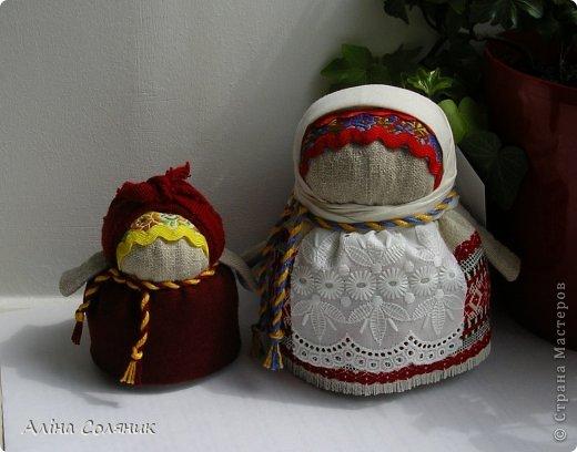 Украинская авторская кукла-мотанка. Прекрасный оберег и украшение для Вашего дома! фото 37