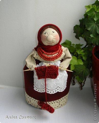 Украинская авторская кукла-мотанка. Прекрасный оберег и украшение для Вашего дома! фото 40