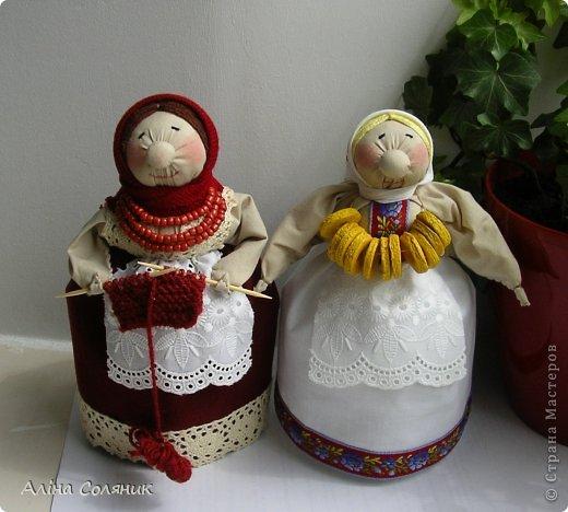 Украинская авторская кукла-мотанка. Прекрасный оберег и украшение для Вашего дома! фото 41