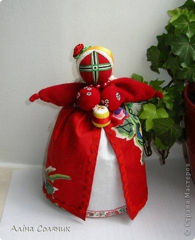 Украинская авторская кукла-мотанка. Прекрасный оберег и украшение для Вашего дома! фото 42