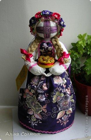 Украинская авторская кукла-мотанка. Прекрасный оберег и украшение для Вашего дома! фото 43