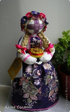Украинская авторская кукла-мотанка. Прекрасный оберег и украшение для Вашего дома! фото 44