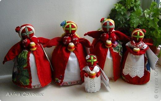 Украинская авторская кукла-мотанка. Прекрасный оберег и украшение для Вашего дома! фото 45