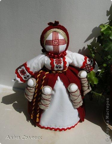 Украинская авторская кукла-мотанка. Прекрасный оберег и украшение для Вашего дома! фото 46