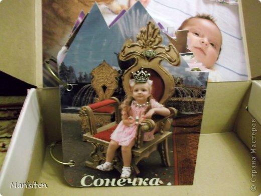 Подарок для любимой крестницы фото 3