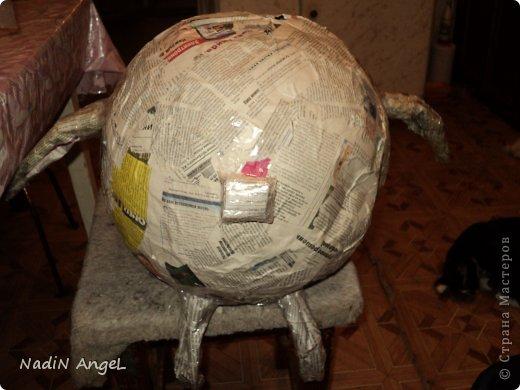Мастер-класс Скульптура Лепка Мк Нюшы для дачи фото 3