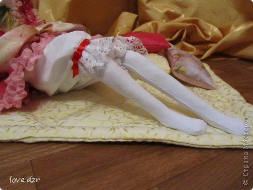 Первая кукла из папье-маше. фото 2