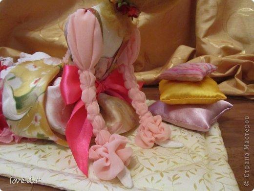 Первая кукла из папье-маше. фото 4