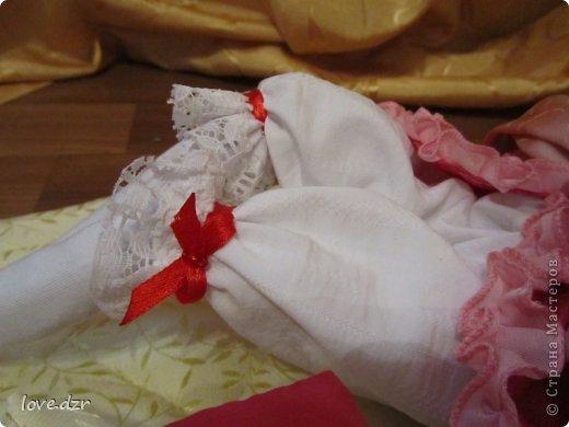 Первая кукла из папье-маше. фото 5