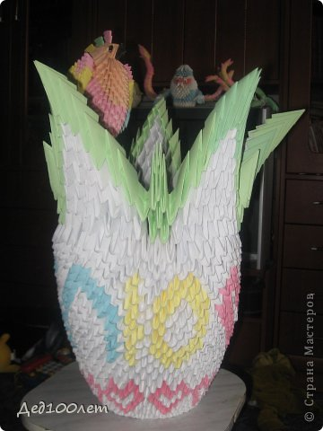 попугай на вазе фото 2