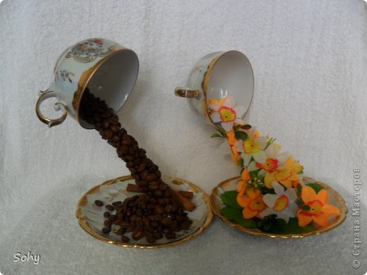 Чашка с фото своими руками