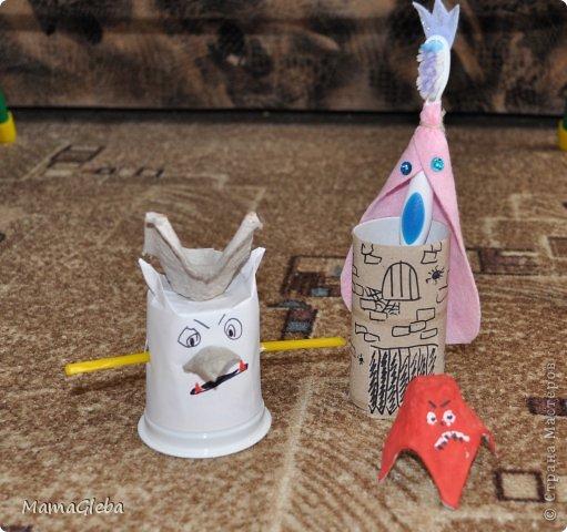 """Эти персонажи родились после просмотра мультфильма """"Легенда о зубном королевстве"""", снятого по заказу компании Colgate. Мультфильм рассказывает, как правильно чистить зубы, и что бывает, если этого не делать так, как следует. фото 3"""