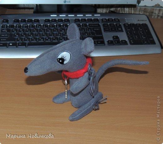 Как сделать крысу лариску из ткани