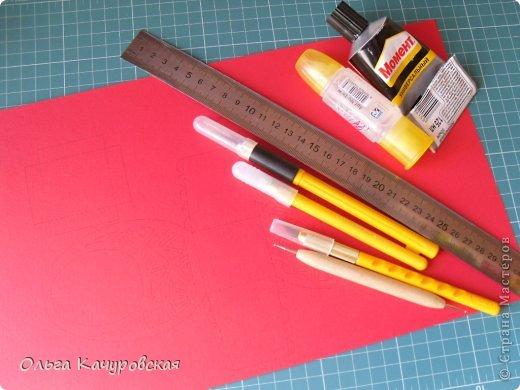 Мастер-класс Упаковка Пасха Вырезание Пасхальные корзинки Бумага фото 11