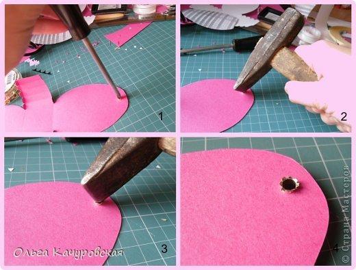 Мастер-класс Упаковка Пасха Вырезание Пасхальные корзинки Бумага фото 27
