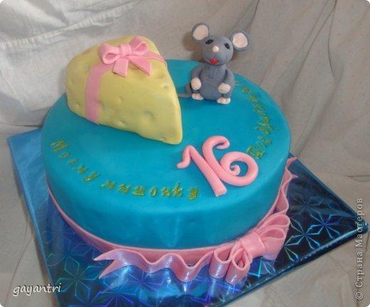 Торт для детей своими руками с фото пошаговое