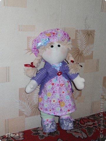 Кукла,  пока без имени.   фото 1