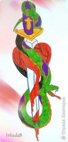 Мои рисунки. фото 1