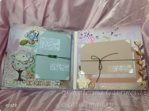 Сделала такой фотоальбом для замечательной девочки, мамочки 2х мальчишек. Решила, что хорошим подарком к нему будет папка для свидетельство о рождении. Много писать не буду, фотографии скажут больше, чем слова. фото 23