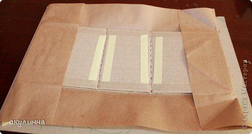 Подарочная коробочка, захотелось сделать  минимум деталей.  Основа  очень плотный картон, обклееный бумагой для эскизов, цветки с магазина. фото 10