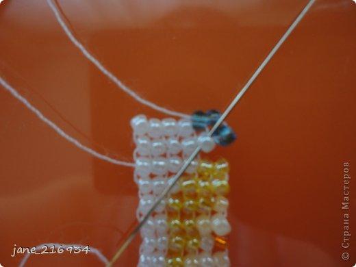 Добрый день! Наконец-то я сделала МК по моему любимому виду рукоделия - бисероплетению. Буду рада если хоть кому-то он пригодится))) Итак, начинаем... фото 44