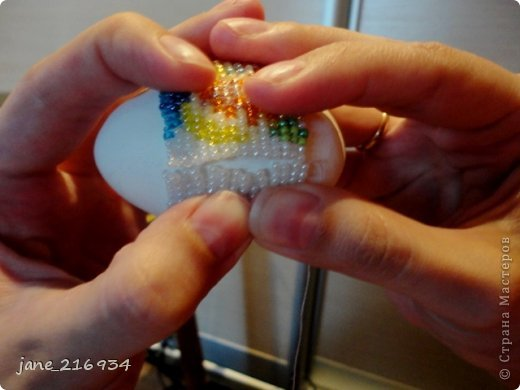 Добрый день! Наконец-то я сделала МК по моему любимому виду рукоделия - бисероплетению. Буду рада если хоть кому-то он пригодится))) Итак, начинаем... фото 55