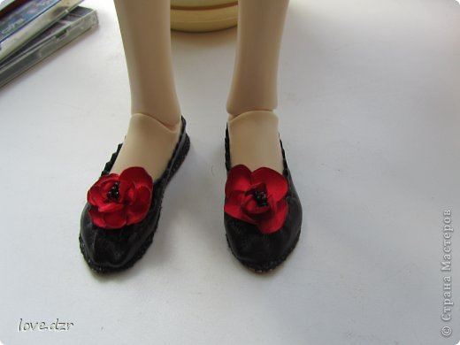гардероб для куклы фото 9