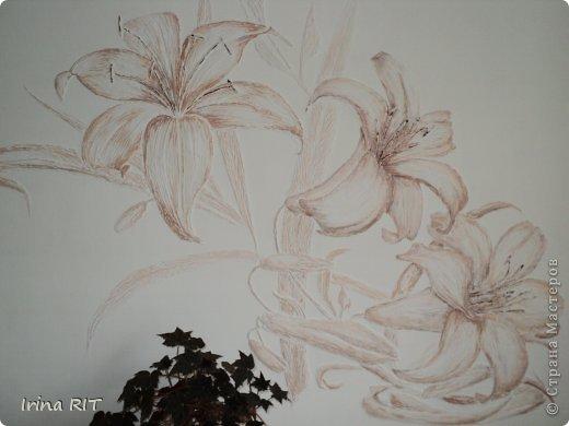 Картины из гипса на стене своими руками мастер класс
