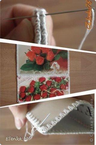 Доброго времени суток!))) По просьбе Мариеты показываю изготовление данной шкатулочки. Может кому и пригодится или в подарок, или для себя любимой фото 12