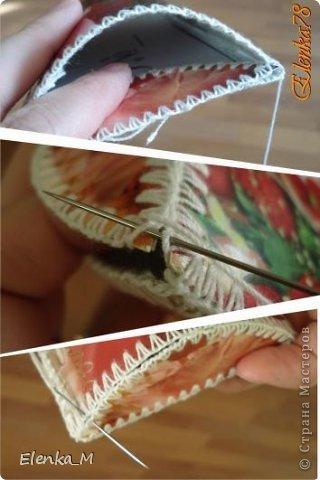 Доброго времени суток!))) По просьбе Мариеты показываю изготовление данной шкатулочки. Может кому и пригодится или в подарок, или для себя любимой фото 13