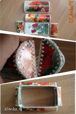 Доброго времени суток!))) По просьбе Мариеты показываю изготовление данной шкатулочки. Может кому и пригодится или в подарок, или для себя любимой фото 14