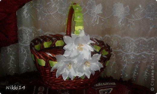 Моё оформление корзинки на Пасху. фото 3