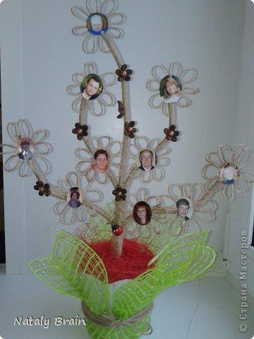 Семейные поделки из дерева