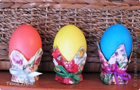 Подставочки для яиц фото 1