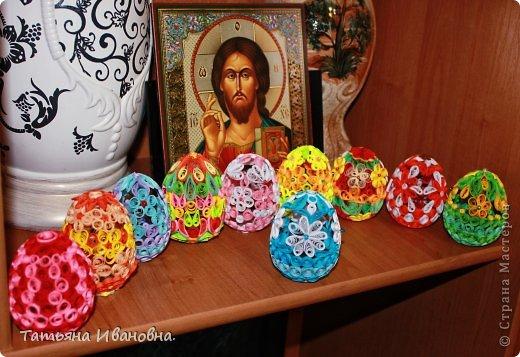 Вот и мои пасхальные яички готовы фото 11