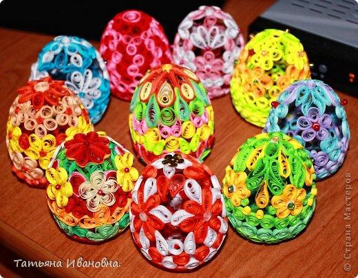 Вот и мои пасхальные яички готовы фото 13