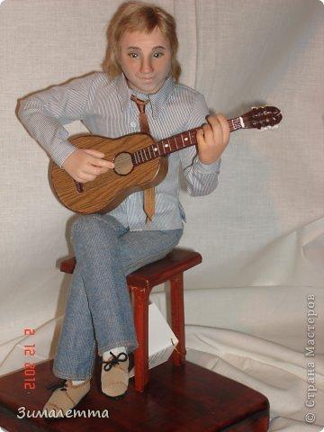 авторская кукла фото 3