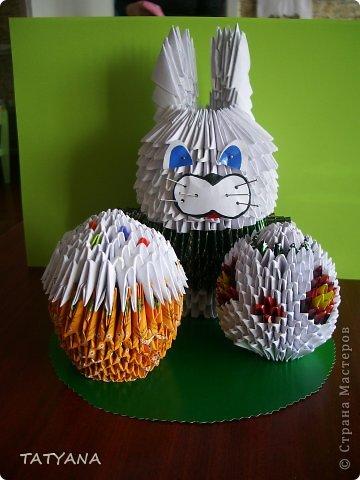 Подарки от Пасхального кролика