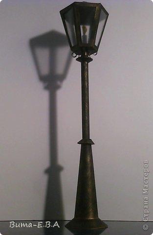 Старинный фонарь... 3 часть МК | Страна Мастеров
