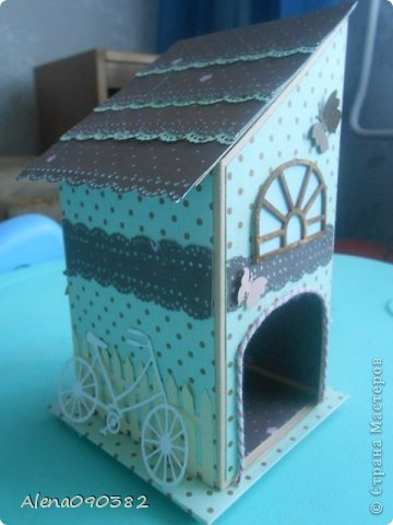 Блокноты и чайный домик