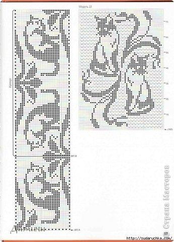 Книга Вязание крючком Схеме к