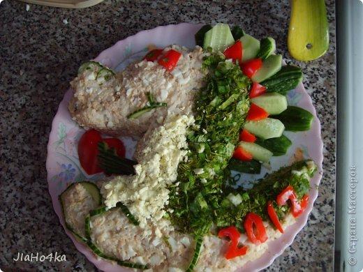 Кулинария Карвинг Украшение салатов Овощи фрукты ягоды фото 3