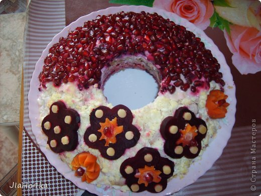 Кулинария Карвинг Украшение салатов Овощи фрукты ягоды фото 7