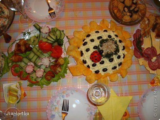 Кулинария Карвинг Украшение салатов Овощи фрукты ягоды фото 6