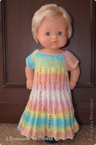 Кукольная жизнь Вязание