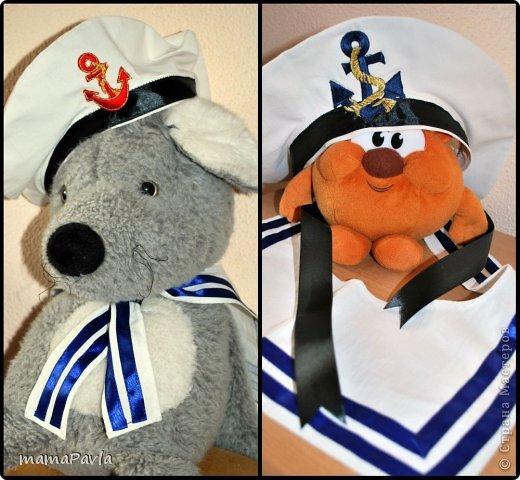 Поделка для моряков