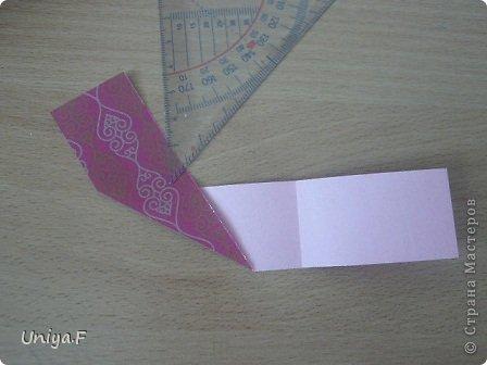 Кусудама Мастер-класс Оригами Khanuma Туториал  Бумага фото 4