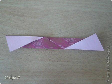 Кусудама Мастер-класс Оригами Khanuma Туториал  Бумага фото 6