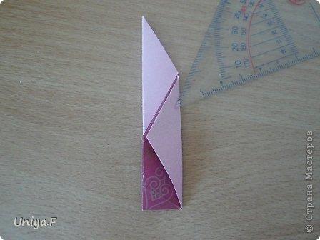 Кусудама Мастер-класс Оригами Khanuma Туториал  Бумага фото 10