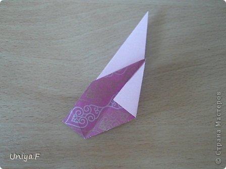 Кусудама Мастер-класс Оригами Khanuma Туториал  Бумага фото 11